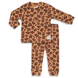 Feetje - Pyjama - Leopard Lee